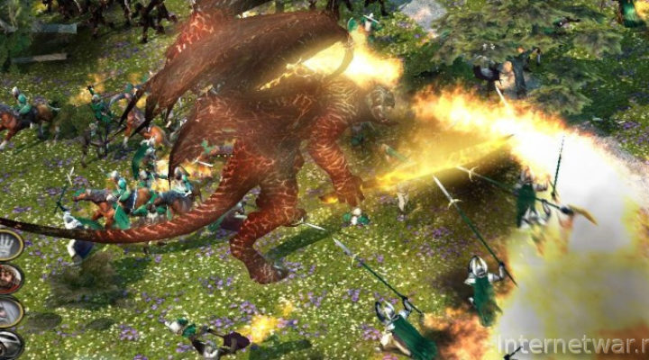 Special Edition – мод для BFME2 Rise of the Wicth King