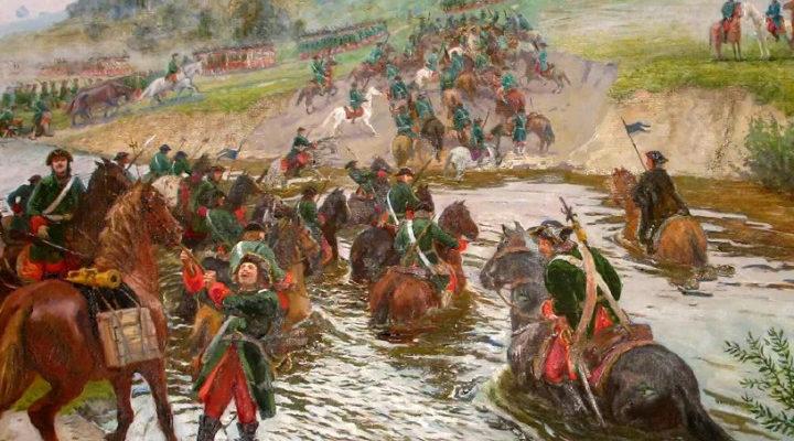 Часть 1. А. Баиов. Война России с Турцией в 1736-1739 гг