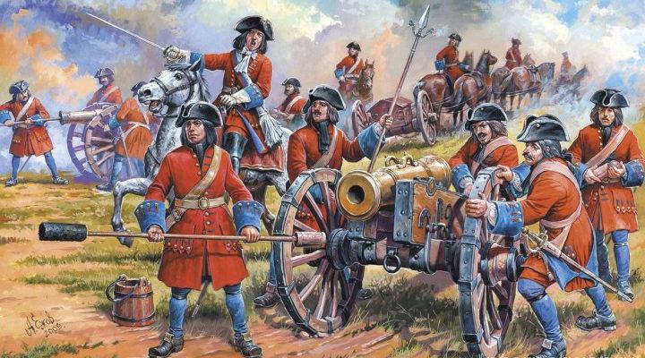 Часть 2. А. Баиов. Война России с Турцией в 1736-1739 гг