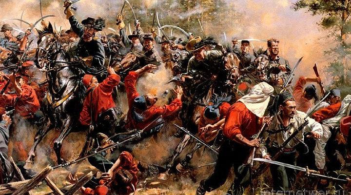 К. Маль. Гражданская война в США 1861-1865