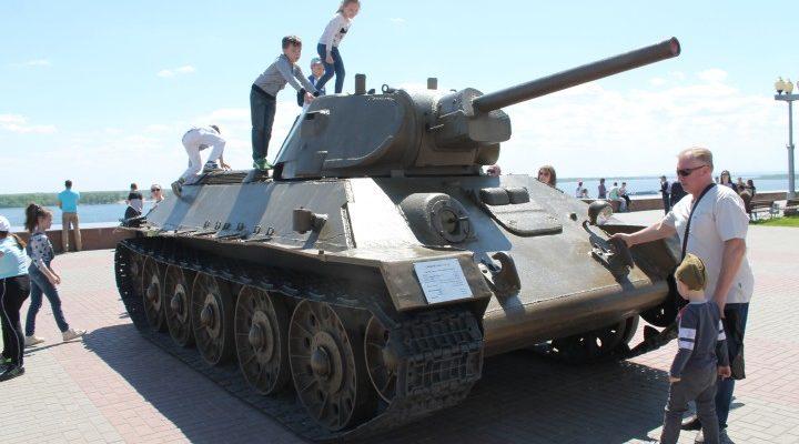 Часть 2. Путеводитель по военному Сталинграду