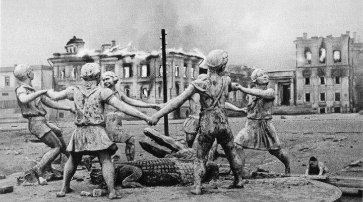 Часть 1. Путеводитель по военному Сталинграду
