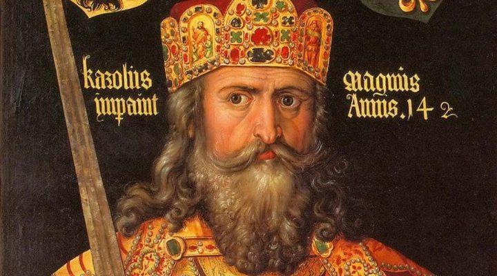 А. Левандовский. Карл Великий