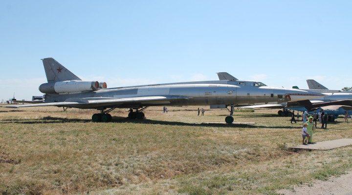 Ту-22. Не самый знаменитый