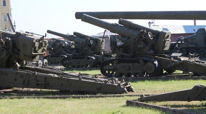 Часть 3. Артиллерийские гибриды