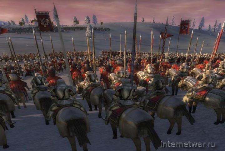 мод для Medieval 2 Total War