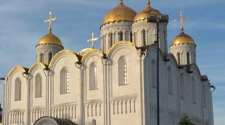 Часть 4. Владимирские древности