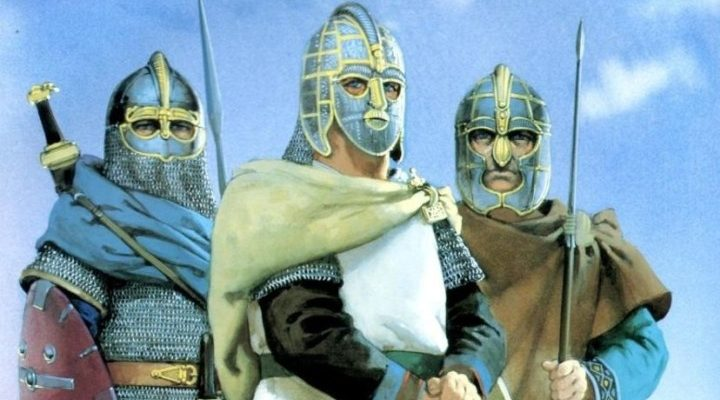 К. Брук. Саксонские и нормандские короли