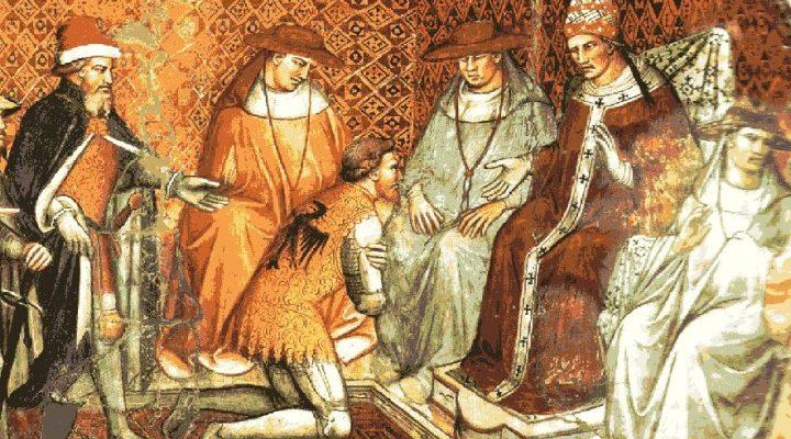 М. Балдуин. Александр III и XII век