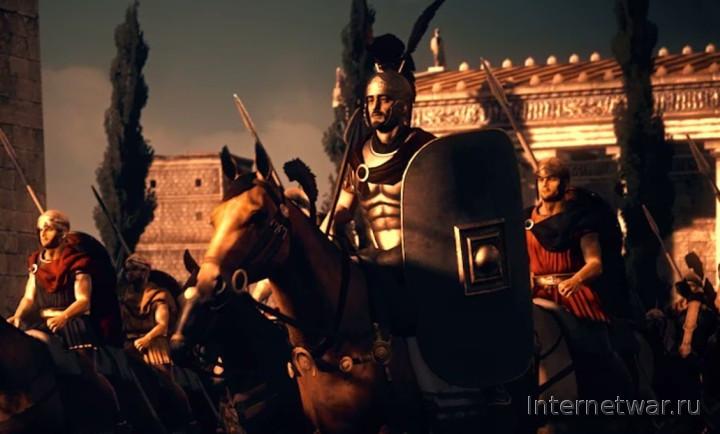 Rise of the Republic - DLC для Total War: Rome II