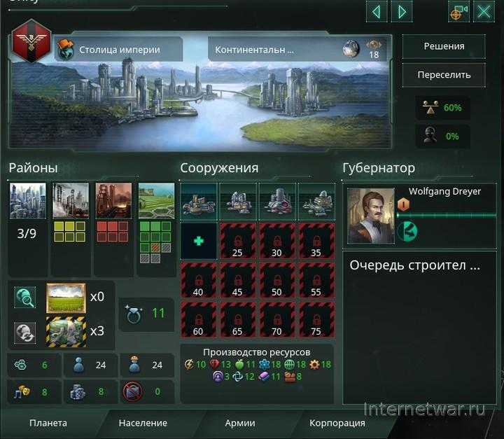 MegaCorp - DLC для Stellaris