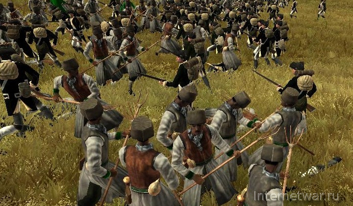 мод для Empire Total War