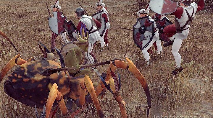 Часть 2. Империи смертных — прохождение Total War: Warhammer