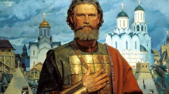 Д. Балашов. Воля и власть