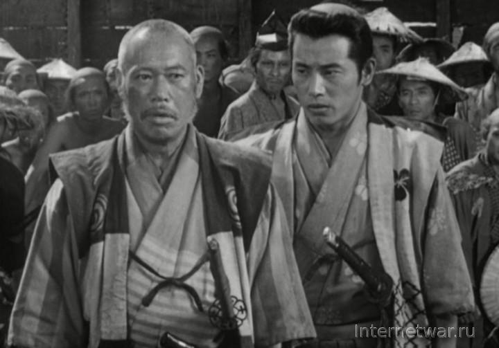 фильм семь самураев
