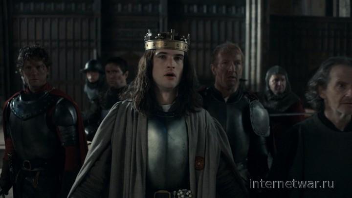 сериал пустая корона