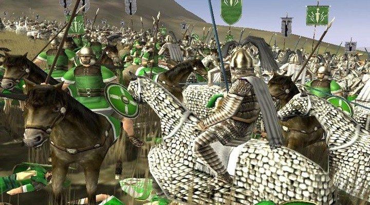 Power of Doom — мод для Rome Total War
