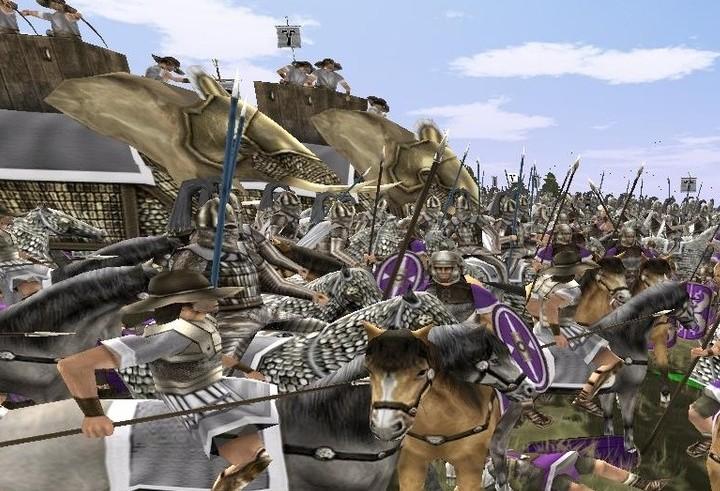 мод для Rome Total War