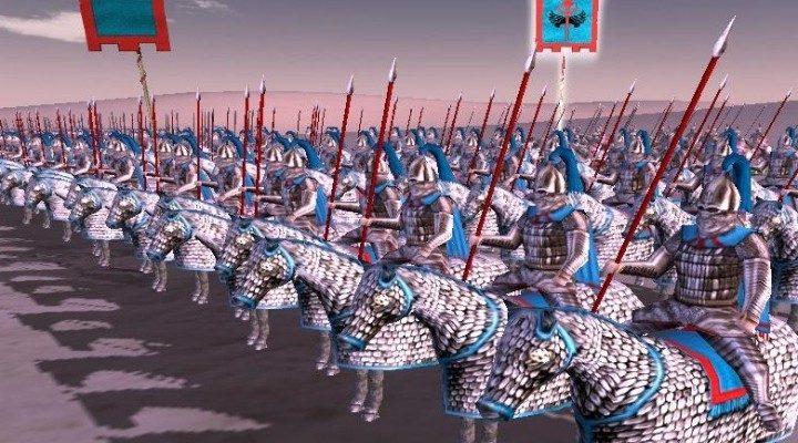 Rise of Pontus — мод для Rome Total War