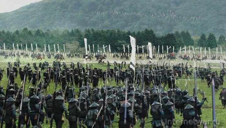 фильм Битва при Сэкигахаре