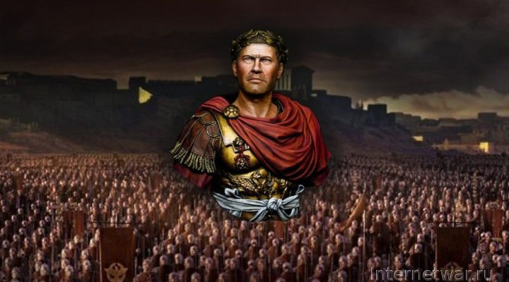 Wars of the Gods — Ancient Wars — мод для Total War: Rome II
