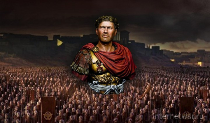 мод для Total War: Rome II