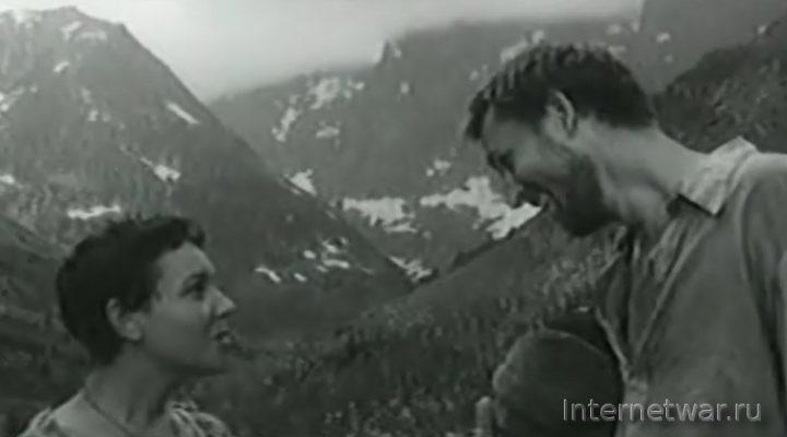 Альпийская баллада – книга и фильм
