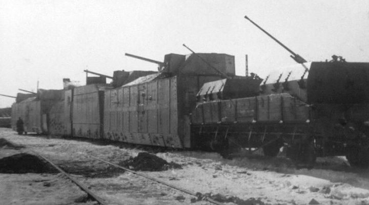 Последний бронепоезд, глава 5-2