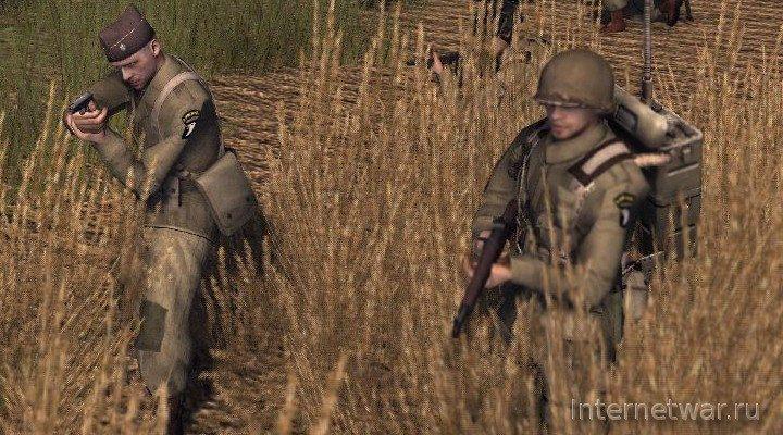 Old Boy's U.S Battalion — мод для В тылу врага: Штурм 2