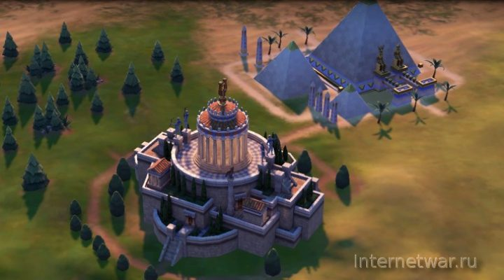 World Wonders — мод для Civilization 6