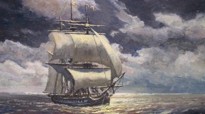 Один в море воин 3. Бой русского фрегата с двумя шведскими