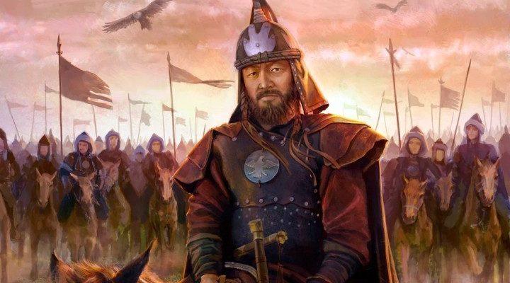 В. Ян. Чингисхан