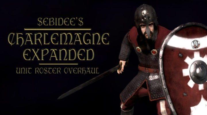 Sebidee's Charlemagne Expanded — мод для Total War: Attila