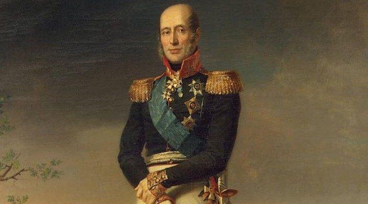 М. Барклай-де-Толли. Изображение военных действий 1812 года