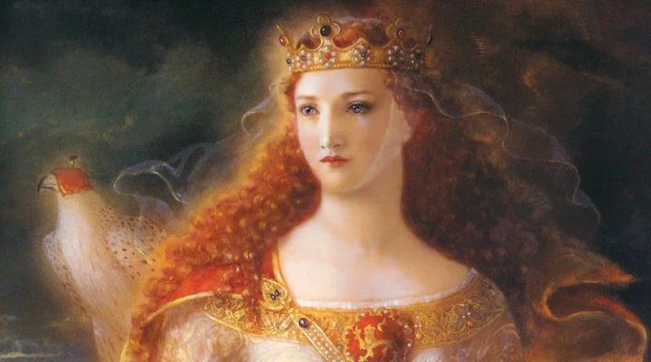 Алиенора Аквитанская — феминистка XII века