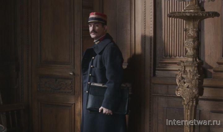 офицер и шпион рецензия