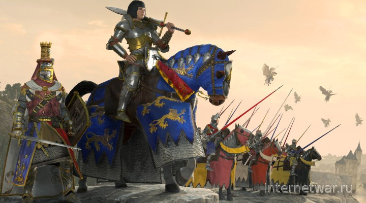 Repanse de Lyonesse - дополнение для Warhammer II