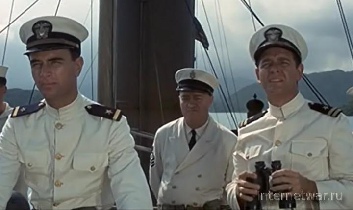 военно-морское кино