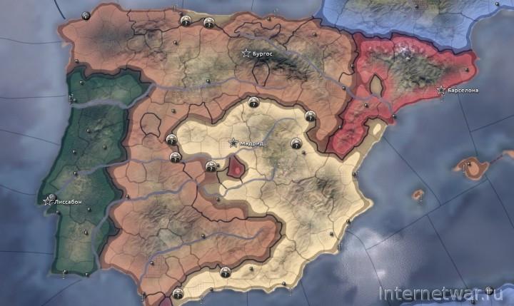 La Resistance - DLC для Hearts of Iron IV