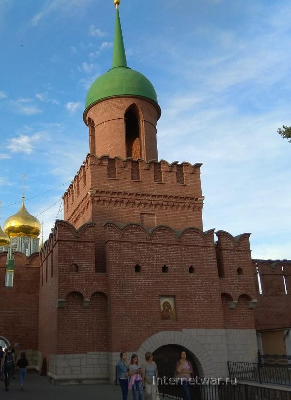Тульский кремль экскурсия
