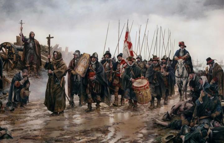 Нидерландская буржуазная революция XVI века