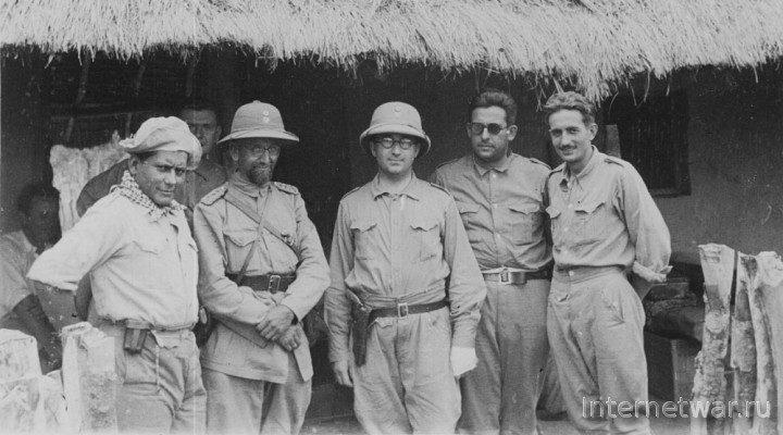 Три войны генерала Беляева