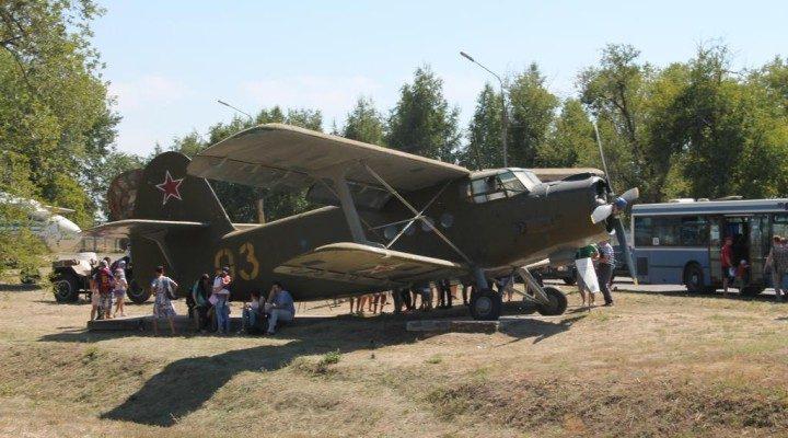 Музей дальней авиации, Энгельс. Часть 1