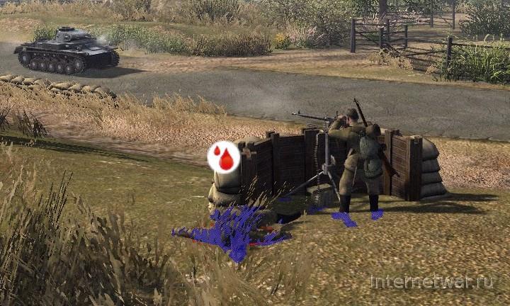 мод для В тылу врага: Штурм 2
