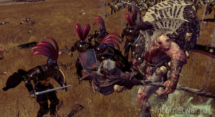 мод для Total War: Warhammer