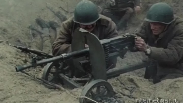 пулемет Горюнова