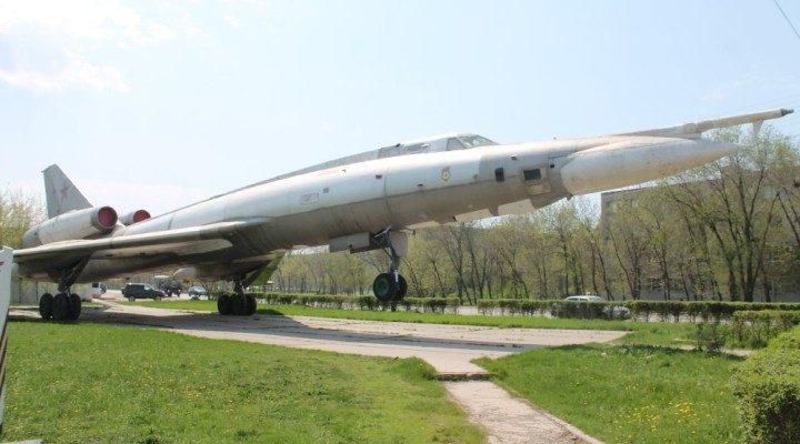 Музей дальней авиации, Энгельс. Часть 7. Летный городок