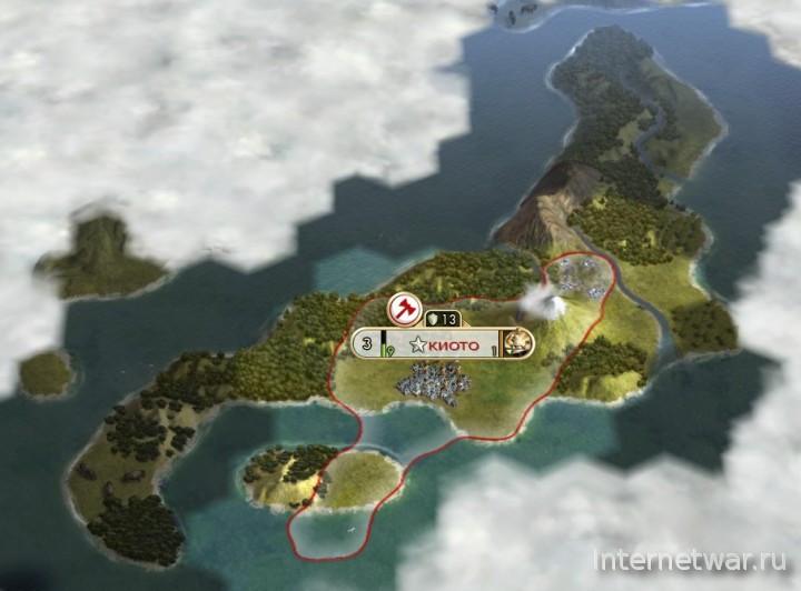 мод для Civilization 5