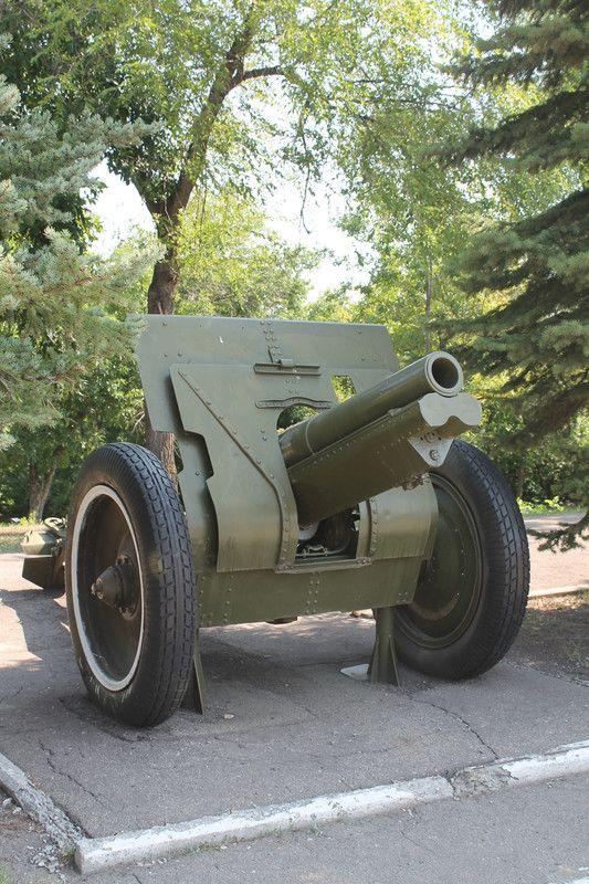 122-мм гаубица обр.1910/30 гг