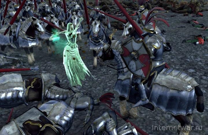 Radious - мод для Total War: Warhammer II